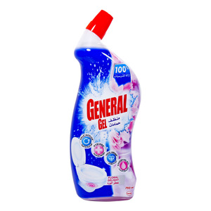 Henkel General Liquid Toilet Cleaner Floral Delight 750ml