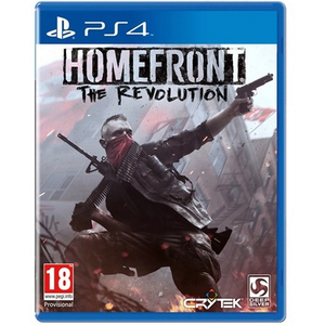PS4 Homefront The Revolution Day One Edition