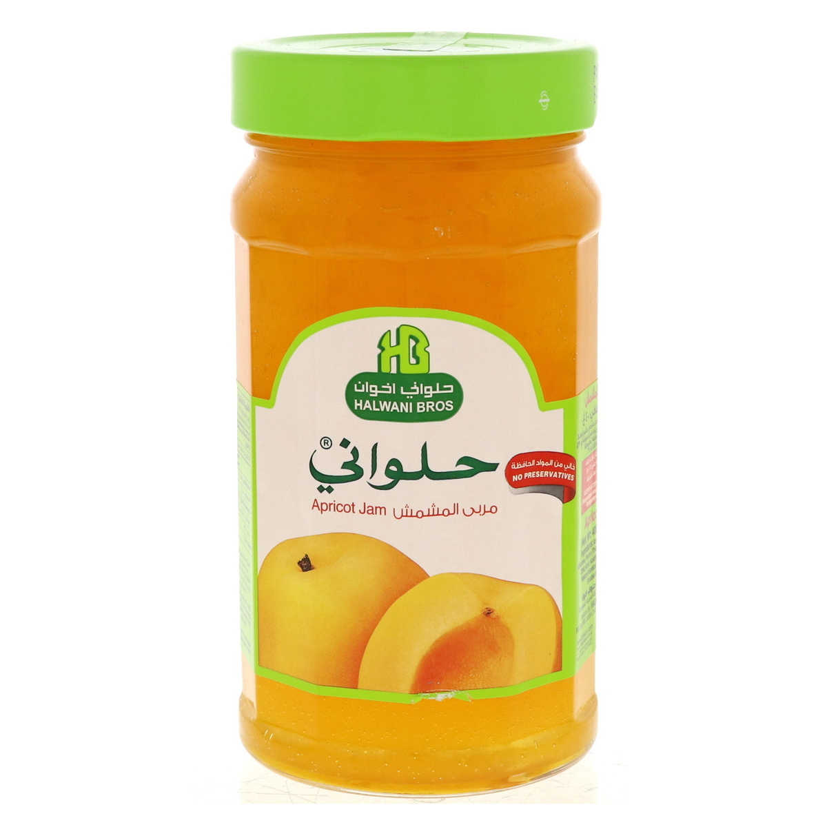 Buy Halwani Apricot Jam 400g - Jams - Lulu Webstore BAHRAIN
