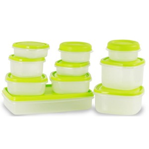 Pioneer Food Container Set 10pcs
