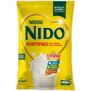 Nestle Nido Fortified Full Cream Milk Powder 1.75kg
