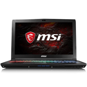 MSI Gaming Notebook GL62M7RDX Core i7 Black