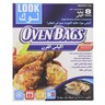 Look Oven Bags Medium 0-3kg 8pcs