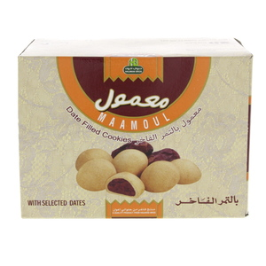 Halwani Maamoul Date Filled Cookies 200g