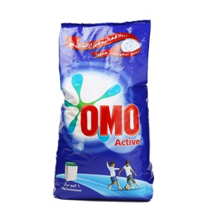 OMO Active Fabric Cleaning Powder 6kg