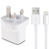 Trands Travel Charger For Iphone With Lightning Cable TRA537
