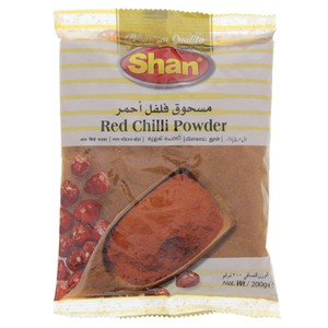Shan Red Chilli Powder 200g