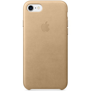 Apple iphone7 Leather Case MMY72 Tan
