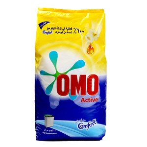 OMO Active Fabric Cleaning Powder with Comfort 6kg