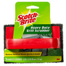 Scotch Brite Heavy Duty Grill Scrubber 1pc