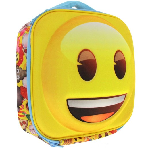 Emoji Lunch Bag 3D Insulated 86656