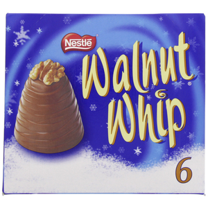 Nestle Walnut Whip 196 Gm