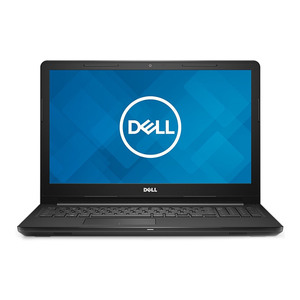 Dell Notebook INSPIRON 3565-INS-1272 A9 Black