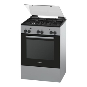 Bosch Cooking Range HGA120B51M 60x60 4Burners