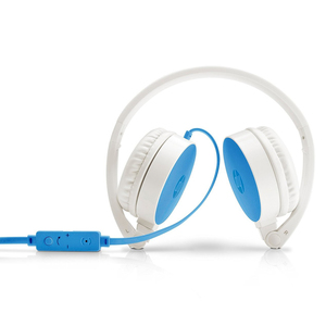 HP Headset  H2800-J9C30AA0 Blue