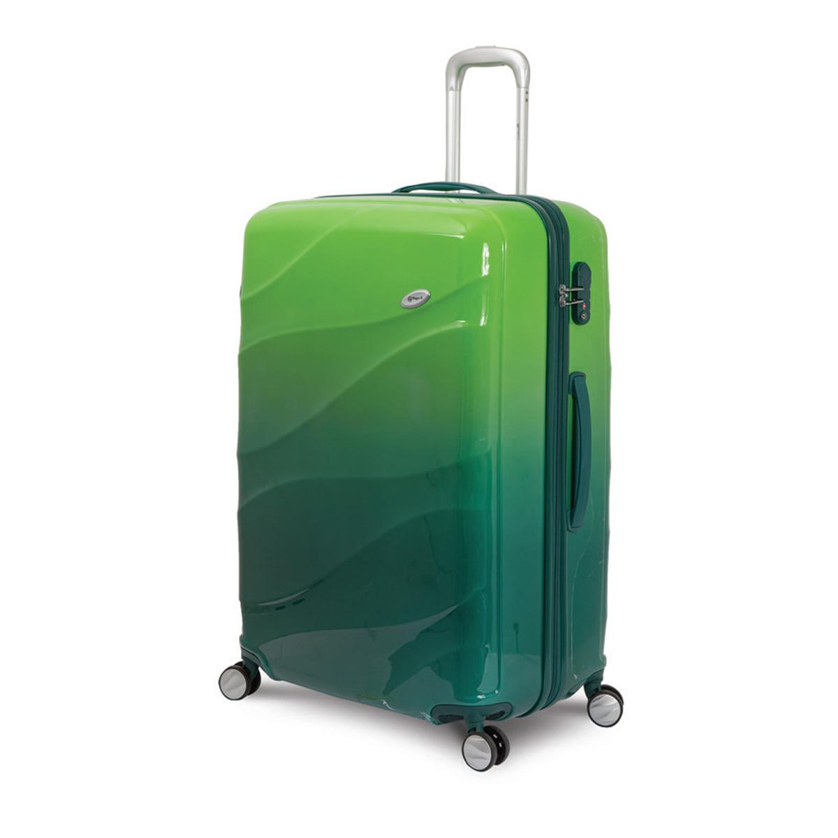 Buy Wagon R 4 Wheel Hard Trolley 24inch Assorted Color