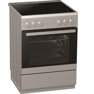 Gorenje Ceramic Cooking Range EC617E10KXV 60X60 4Burner