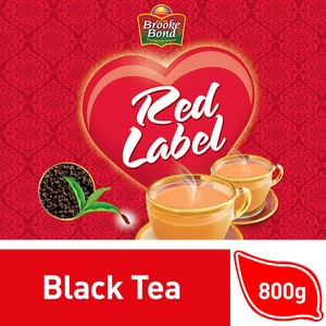 Brooke Bond Red Label Black Loose Tea 800g