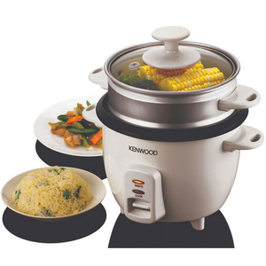 Kenwood Rice Cooker RC240 0.6Ltr