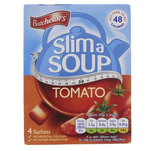 Batchelor Slim A Soup Tomato Soup 52g