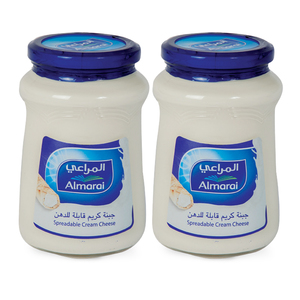Almarai Spreadable Cream Cheese 500g x 2pcs