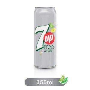 7up Free Can 355ml