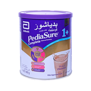Pediasure Complete Chocolate Powder 1+ 1-3 Years 400g