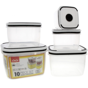 LuLu Food Container 5pcs