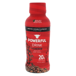 Powerful Yogurt Protein Drink Mocha Double Espresso 355ml