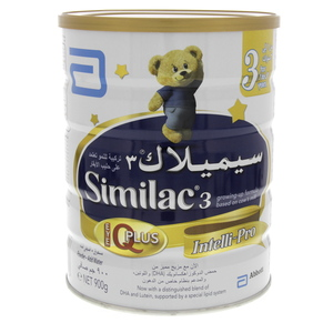 Similac 3 Intelli Pro Growing Up Milk 900g