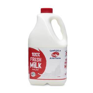 Al Ain Fresh Milk Low Fat 2Litre