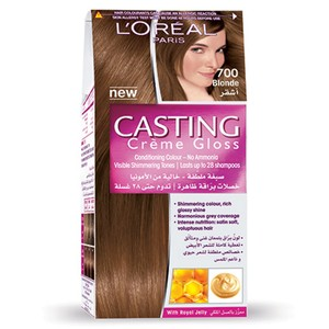 L'Oreal Casting Creme Gloss Blonde 700 1 Kit