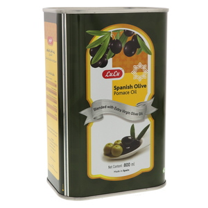 Lulu Spanish Olive Pomace Oil 800ml