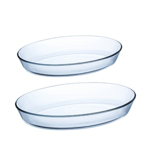 Luminarc Sabot Oval Dish Set 2pcs