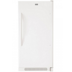 White Westing House Upright Freezer MRA21V7QW 581Ltr