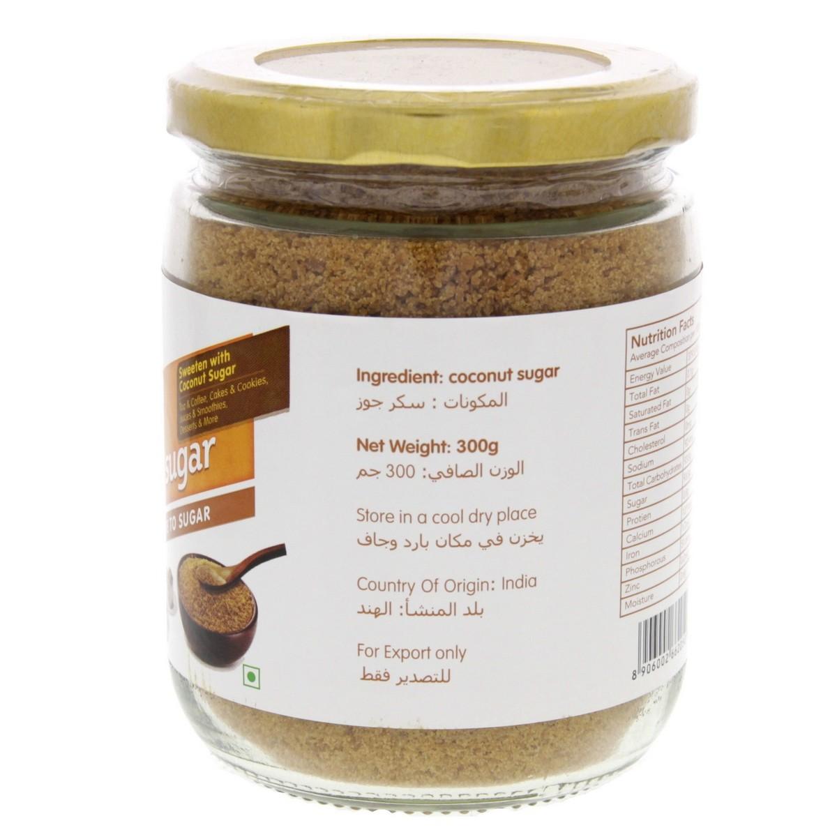 Buy KLF Coconad Natural Coconut Sugar 300 Gm - Others - Lulu