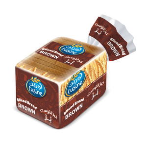 Lusine Sliced Brown Bread 275g