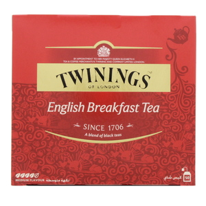 Twinings English Breakfast Tea Bags 50pcs