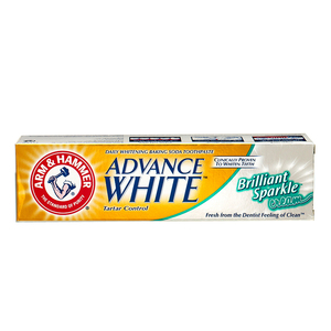 Arm & Hammer Tooth Paste Advance White Brilliant Sparkle 115g