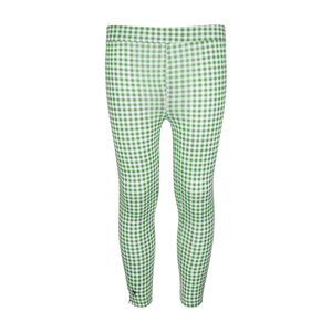 Eten Girls Green Check Jegging Pant 10-16Y