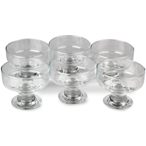Pasabahce Ice Cream Bowl 6pc