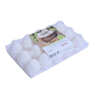 Labelle Fresh White Eggs Large 15pcs