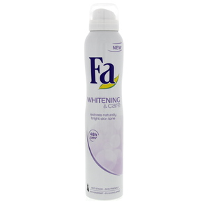 Fa Whitening & Care Doedorant Spray 200ml