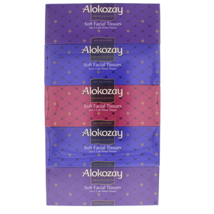 Alokozay Soft Facial Tissues 200 X 2 Ply