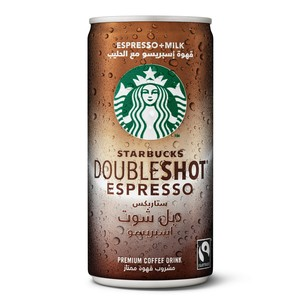 Starbucks Doubleshot Espresso Coffee 200ml
