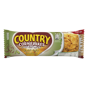 Nestle Country Cornflakes Bar Cardamom 20g