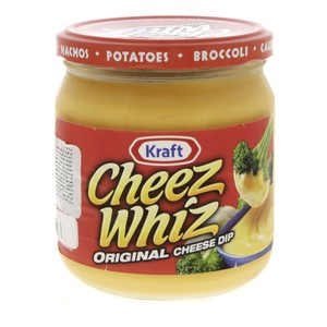 Kraft Cheez Whiz Orginal Cheese Dip 425g