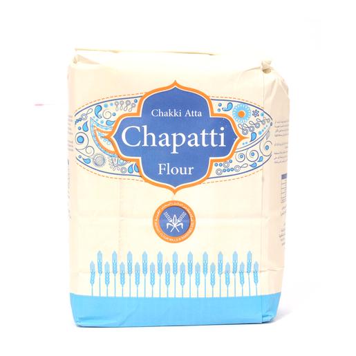 Buy Kuwait Flour Mills And Bakeries Chakki Atta Chapatti Flour 2 Kg