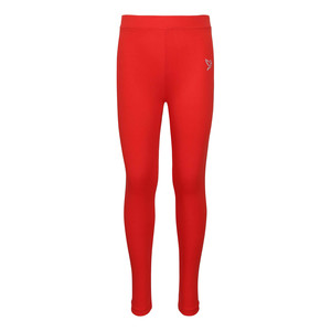 Twin Birds Girls Basic Leggings Red Chilly 2502B3 2-14Y
