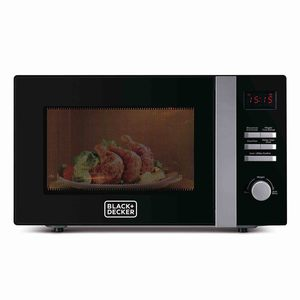 Black+Decker Microwave Oven with Grill - MZ2800PG-B5 28Ltr